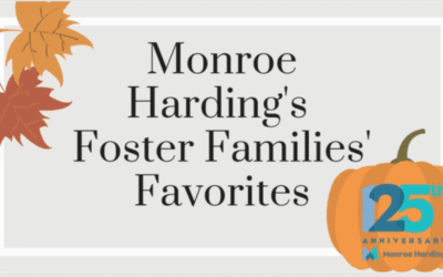 Foster Families' Favorites