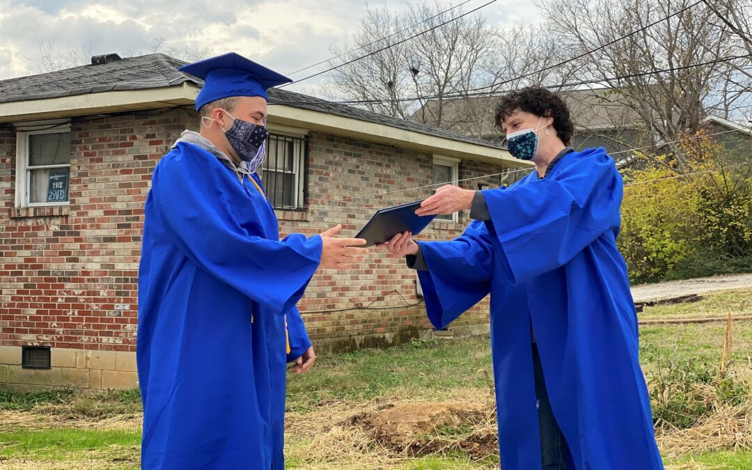 Opportunities – Redemption, Surprise Graduation, and a Scholar in the Making!