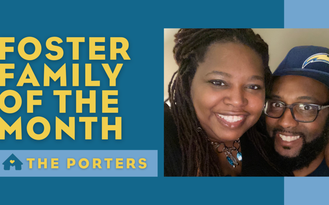 August Foster Family of the Month